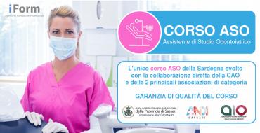 Rinnovata collaborazione tra iForm e Associazioni di Categoria  (AIO Nord Sardegna, ANDI SS, CAO)